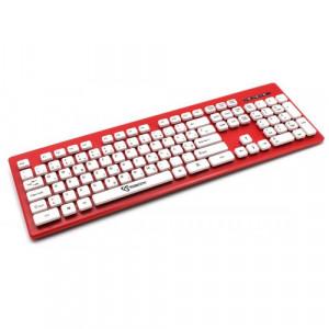 S BOX tastatura K 16 R USB 105 tastera