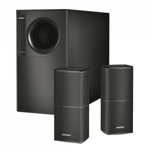 BOSE stereo set zvučnika AM5-V Black
