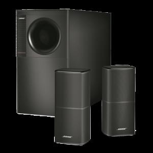 BOSE stereo set zvučnika AM5-V Black