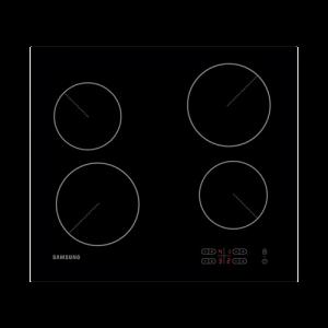 SAMSUNG staklokeramička ugradna ploča CTR464EB01 XEO