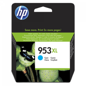HP kertridž HP 953XL Cyan F6U16AE