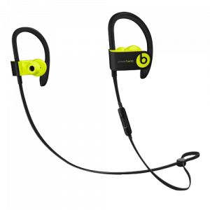 DR.DRE Powerbeats3 Wireless Earphones - Shock Yellow MNN02ZM/A