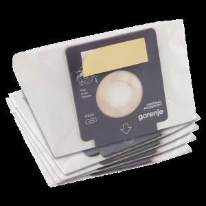 GORENJE Komplet 5 papirnih kesa + 1 filter GB1 PBU