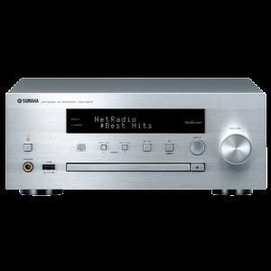 YAMAHA audio sistem CRX-N470 Silver