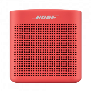 BOSE bluetooth zvučnik Soundlink Colour II Red
