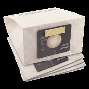 GORENJE Komplet 5 papirnih kesa + 1 filter GB2 PBU