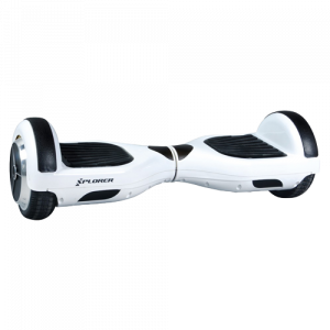 XPLORER hoverboard City White