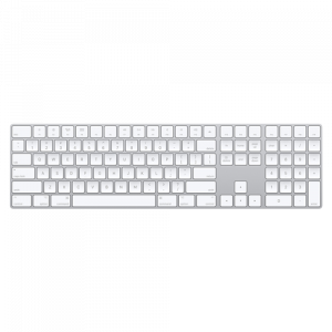 APPLE Magic Keyboard with Numeric Keypad - Croatian MQ052CR/A