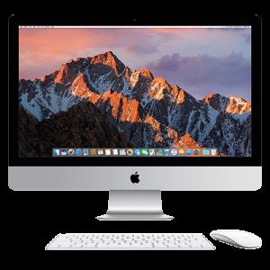 """APPLE iMac 27"""" QC i5 3.4GHz Retina 5K/8GB/1TB Fusion Drive/Radeon Pro 570 w 4GB/INT KB MNE92ZE/A"""
