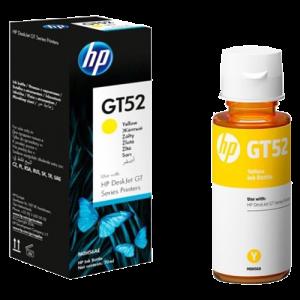 HP toner GT52 Yellow Original Ink Bottle- za Cronos M0H56AE