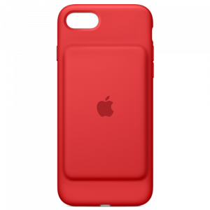 APPLE iPhone 7 Smart Battery Case - (PRODUCT)RED MN022ZM/A