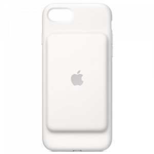 APPLE iPhone 7 Smart Battery Case - White MN012ZM/A