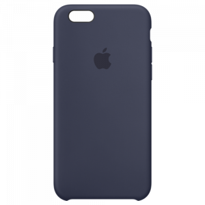 APPLE iPhone 6s Silicone Case - Midnight Blue MKY22ZM/A