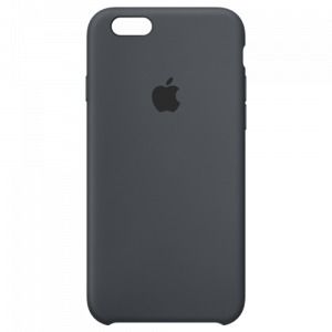 APPLE iPhone 6s Silicone Case - Charcoal Gray MKY02ZM/A