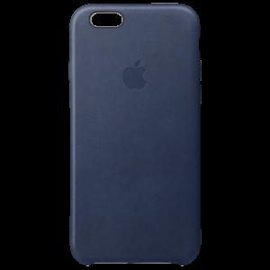APPLE iPhone 6s Leather Case - Midnight Blue MKXU2ZM/A