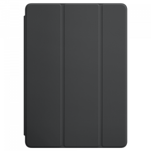 APPLE futrola 9.7-inch iPad (5th gen) Smart Cover - Charcoal Gray MQ4L2ZM/A