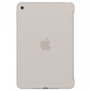 APPLE zaštitna maska iPad mini 4 Silicone Case - Stone MKLP2ZM/A