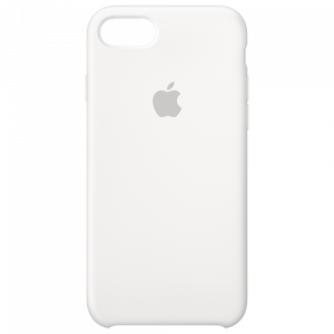 APPLE iPhone 8/7 Silicone Case - White MQGL2ZM/A