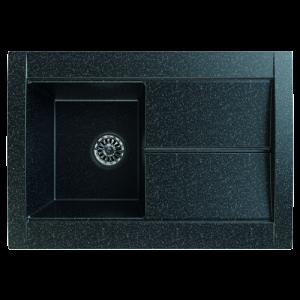 GORENJE sudopera KVE76.10 black