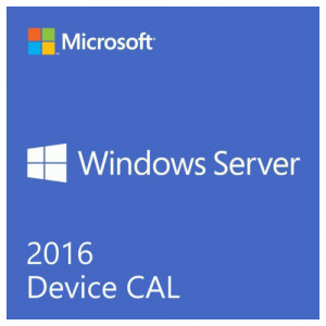 MICROSOFT Windows Server CAL 2016 5 CLT Device CAL OEM  R18-05206