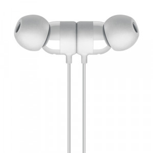 DR.DRE Beats urBeats3 Earphones with Lightning Connector - Matte Silver MR2F2ZM/A