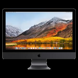 "APPLE iMac Pro 27"" Retina 5K/8C Intel Xeon W 3.2GHz/32GB/1TB SSD/Radeon Pro Vega 56 w 8GB HBM2/INT KB MQ2Y2ZE/A"