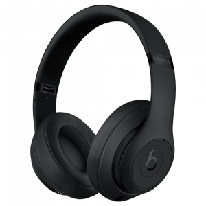 DR.DRE Beats Studio3 Wireless Over-Ear Headphones - Matte Black MQ562ZM/A