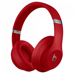 DR.DRE Beats Studio3 Wireless Over-Ear Headphones - Red MQD02ZM/A