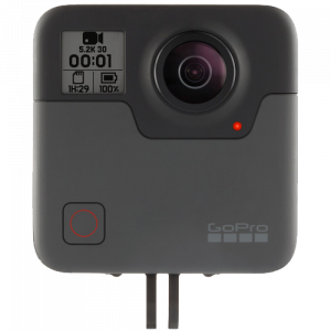 GOPRO akciona kamera Fusion - CHDHZ-103 CMOS, 5228 x 2624 (5K), 18 MP