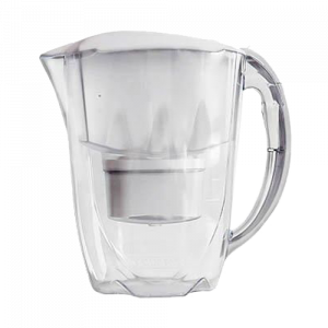 AKVAFOR Bokal za filtriranje vode Izvor Bela