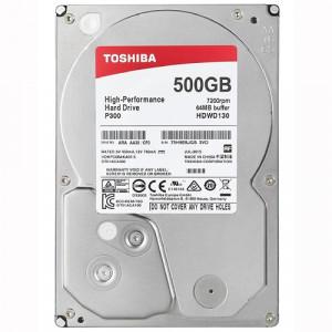 "TOSHIBA hard disk P300 500GB 3.5"""