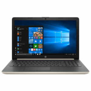 "HP 15-da0037nm i5-8250U/15.6""FHD AG slim/8GB/256GB PCIe/GF MX130 4GB/Win 10 Home/Gold 4RN43EA"
