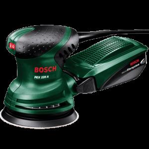 BOSCH ekscentar brusilica PEX 220 A (0603378020)