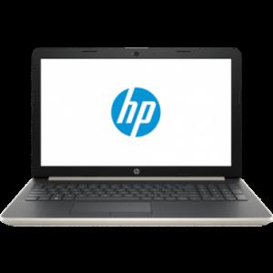 """HP 15-da0038nm Pentium N5000 QC/15.6""""FHD AG slim/4GB/256GB SSD/UHD 605/FreeDOS/Gold 4RP70EA"""