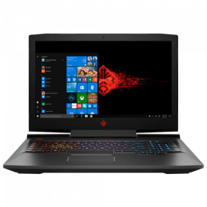 "HP Omen 17-an112nm i5-8300H/17.3""FHD AG IPS 120Hz/8GB/256GB+1TB/GTX 1060 6GB/FreeDOS/3Y 4UG98EA"