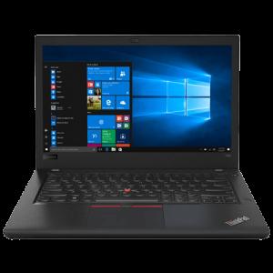 """LENOVO ThinkPad T480 Intel i7-8550/14""""FHD IPS/8GB/256GB SSD PCIe/FPR/SCR/3Y/UK/Win10 Pro/Black 20L50007CX"""