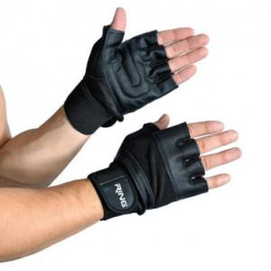 RING Fitnes rukavice sa ojačanim steznikom - RX SF 1141
