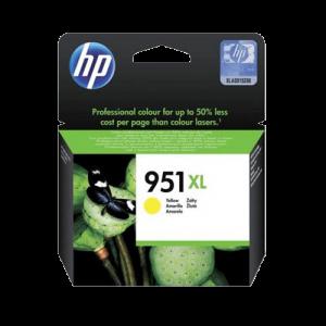 HP ketridž No. 951XL žuta CN048AE