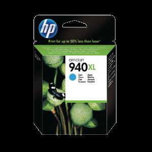 HP kertridž No.940XL Cyan C4907AE