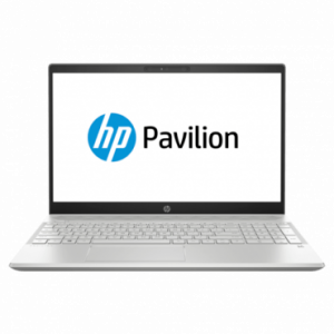 "HP Pavilion 15-cs0016nm i7-8550U/15.6""FHD AG IPS/8GB/128GB+1TB/MX150 4GB/FreeDOS/Silver/EN 4BZ38EA"