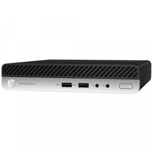HP računar ProDesk 400 G4 DM/i3-8100T/8GB/256GB/UHD 630/VGA port/Stand/Win 10 Pro/1Y 4CZ91EA