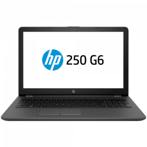 HP laptop 250 G6 i5-7200U/15.6FHD/4GB/1TB+128GB SSD/HD Graphics 620/GLAN/FreeDOS 4WV45ES