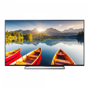 "TOSHIBA SMART LED, 43"" 4K Ultra HD DVB-T2/C/S2 43U6863DG"