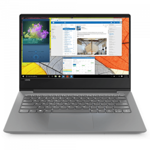 "LENOVO IdeaPad 330S-14IKB Sivi 81F4014MYA Intel® Core™ i3 8130U do 3.4GHz, 14"", 128GB SSD, 4GB"