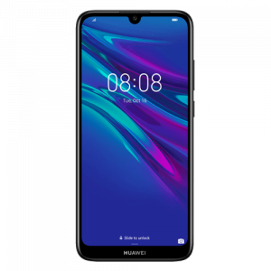 HUAWEI Mobilni telefon Y6 2019 32/2GB DS (Crna - Midnight Black)