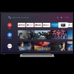 """TOSHIBA Televizor 43UA3A63DG SMART LED, 43"""" (109.2 cm), 4K Ultra HD, DVB-T2/C/S2"""