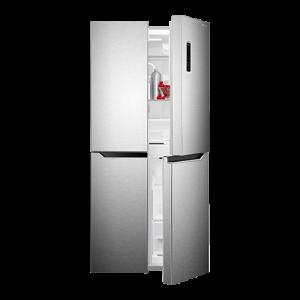 TESLA Side by side frižider RM3400FHX