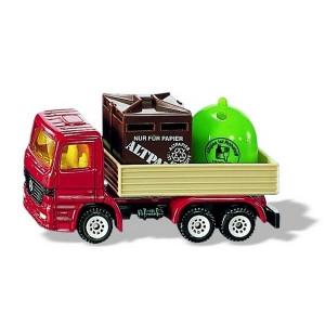 SIKU igračka Kamion za prevoz otpada 0828