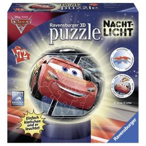 RAVENSBURGER puzzle (slagalice) - cars RA11816