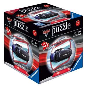 RAVENSBURGER 3D puzzle (slagalice) - cars 3 RA11920